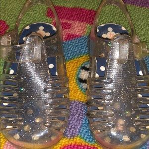 Other - Glitter sandals